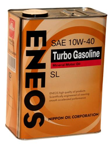 Eneos TURBO GASOLINE SL .